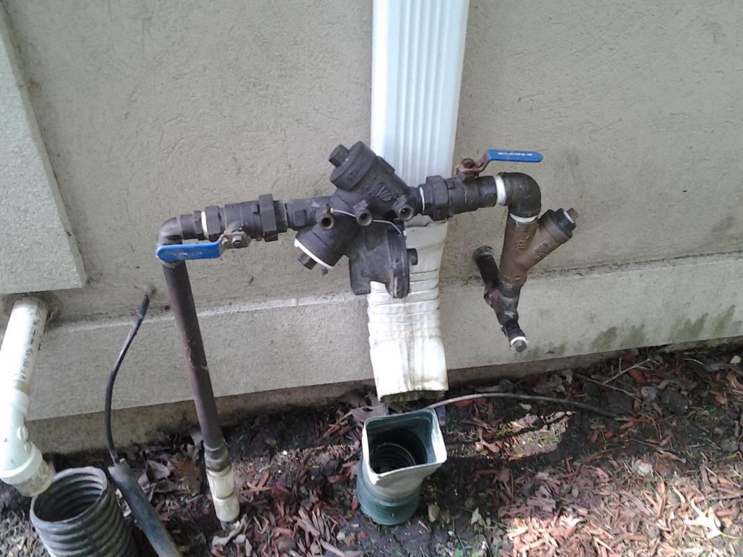 Backflow Device image from Loves Park