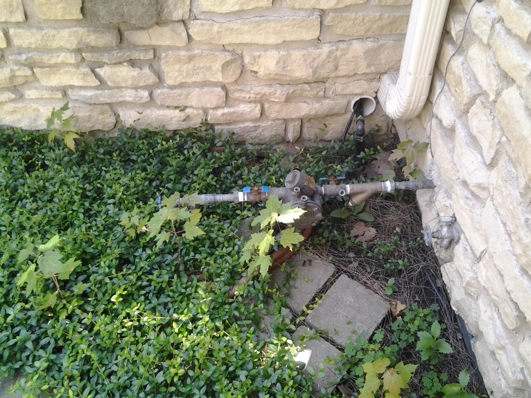 Backflow Device image from Aurora