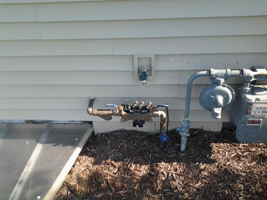 Backflow Device image from Frankfort